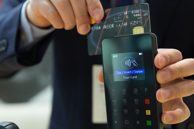クレジットカード 端末