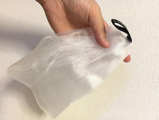 バルクオム 洗顔ネット